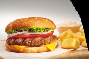 plain-burger