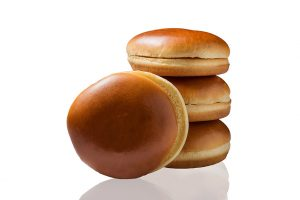 Burger Bun Brioche 12cm