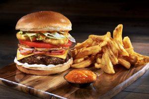 New York Hamburger